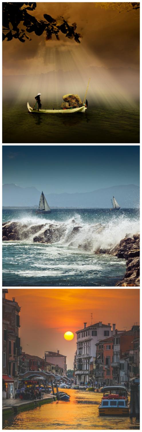 Motivation Mondays: Sailing Through Turbulent Seas