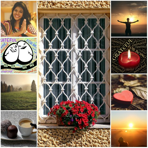 Motivation Mondays: Be GRATEFUL