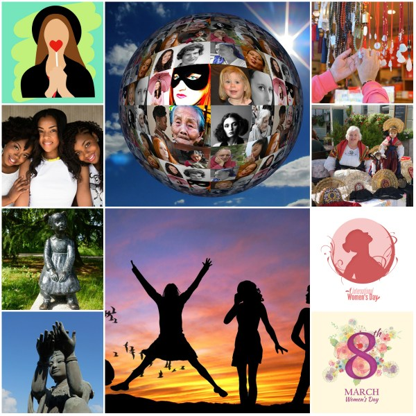 Motivation Mondays: International Women's Day #TimeisNow