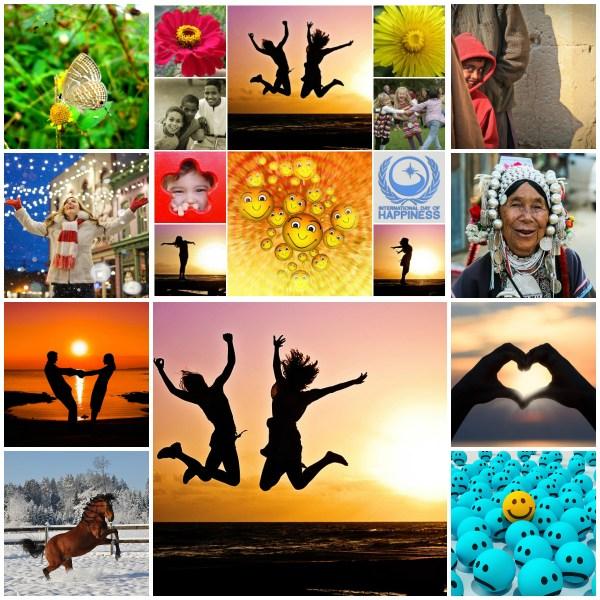 Motivation Mondays: International Day of Happiness & Global Goals