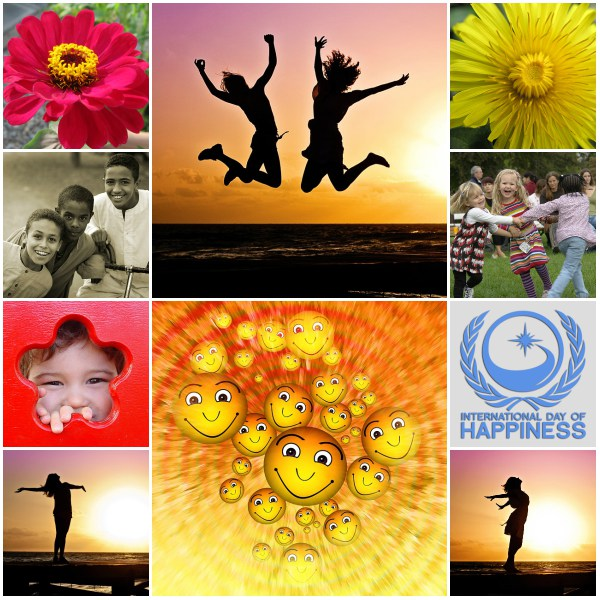 Motivation Mondays: International Day of Happiness & Global Goals