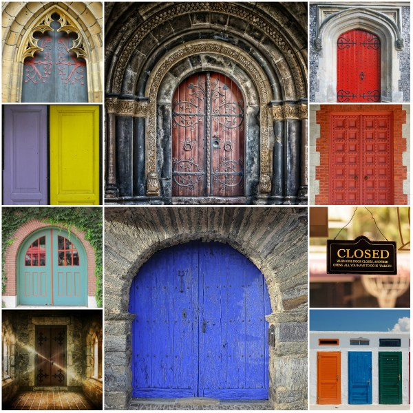 Motivation Mondays: CLOSED DOORS