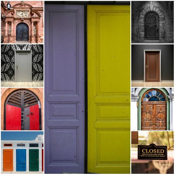 Motivation Mondays: CLOSED DOORS