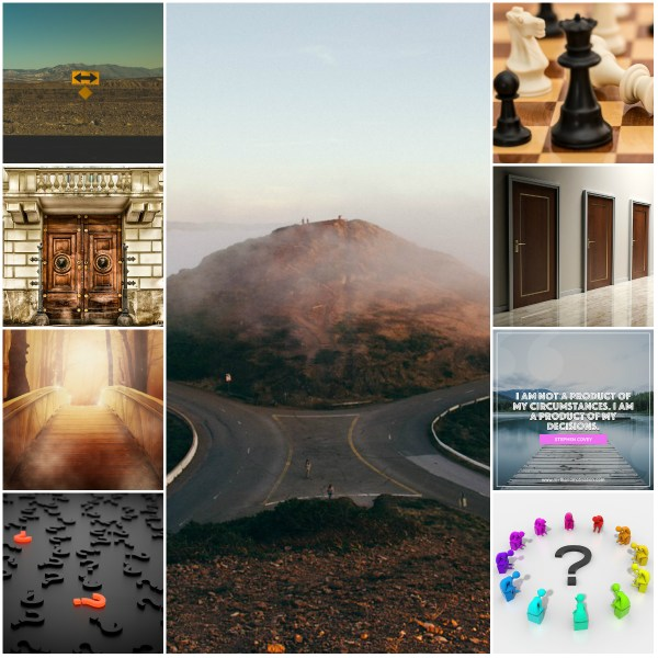 Motivation Mondays: DECISIONS