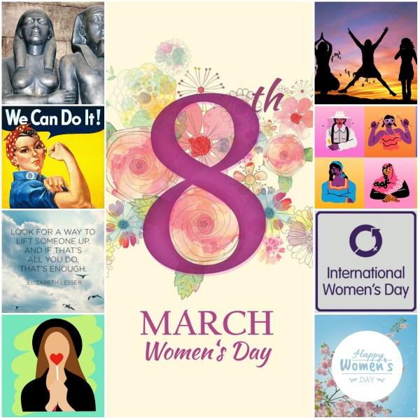 Motivation Mondays: International Women's Day - #IWD2019 #BalanceforBetter #InnovateForChange