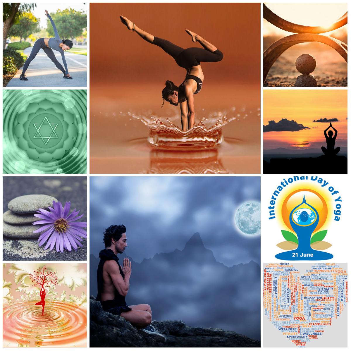 Motivation Mondays: 21 Inspiring Yoga Quotes & Poems #YogaDay2019