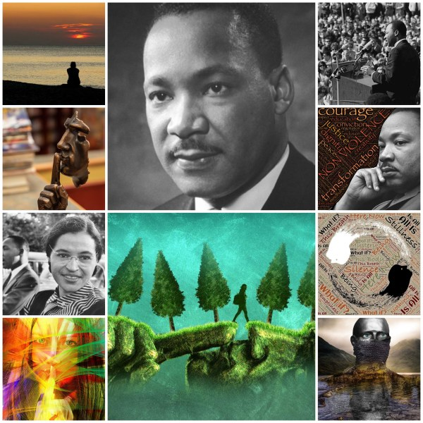 Motivation Mondays: Silence Is Betrayal - #MLKDAY