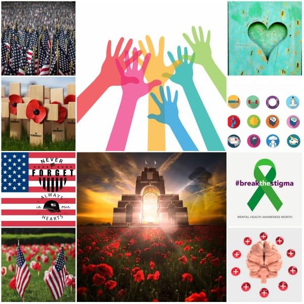 Motivation 2020: Mental Health Awareness Month & Memorial Day