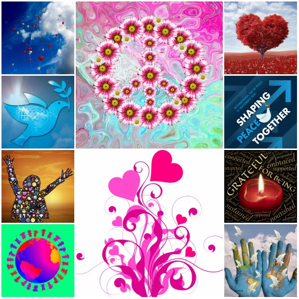 Motivation Mondays: International Day of Peace & World Gratitude Day