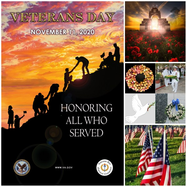 Motivation 2020: Veterans Day Poems & Quotes