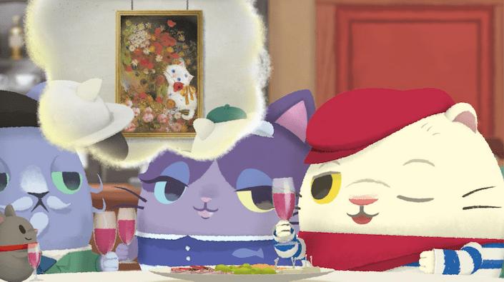 アニメ『猫のニャッホ』第24話ネタバレ感想!