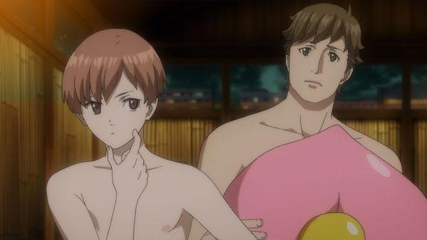 アニメ『歌舞伎町シャーロック』第4話「お湯は基本熱め」あらすじ②