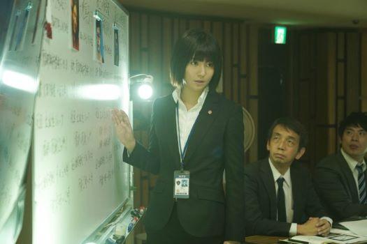ドラマ『蝶の力学 殺人分析班』第5話