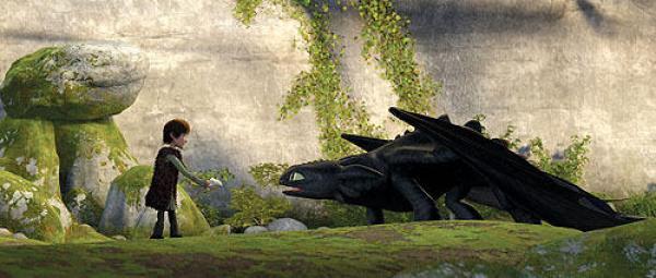 映画『ヒックとドラゴン』