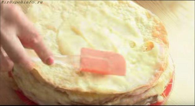 sobiraem-iz-korzhej-i-krema-tort-napoleon