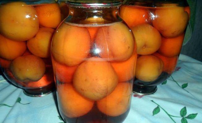 Готовим и закатываем персиковый компот на зиму без стерилизации
