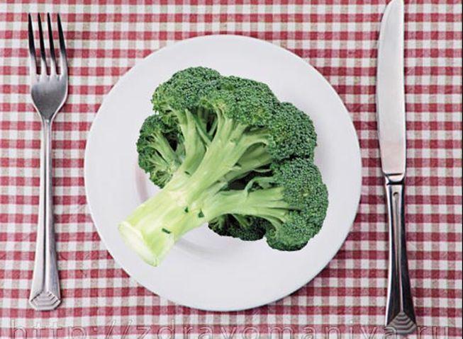 broccoli face u pierde in greutate