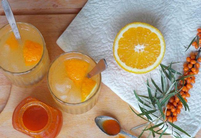 Заготовка полезной облепихи на зиму с лимоном