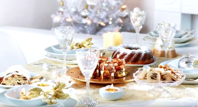 новогодние блюда