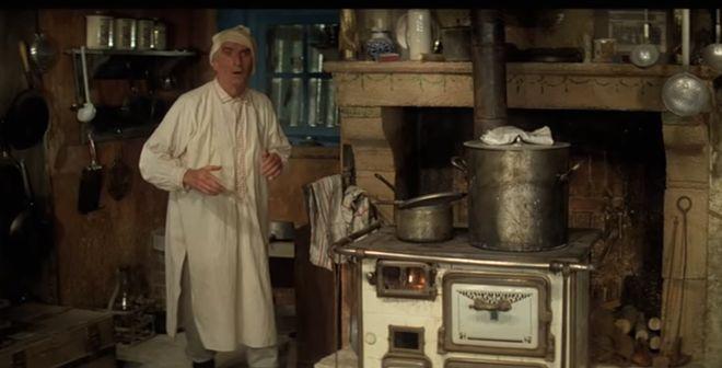 История лукового супа по-французски