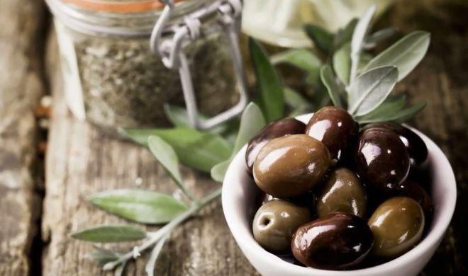 Лучше возьмите маслин поменьше