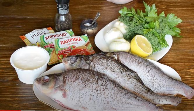 Готовим морского окуня в духовке - 8 рецептов