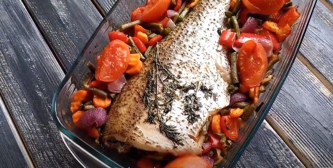 вкусный рецепт приготовления речной рыбы