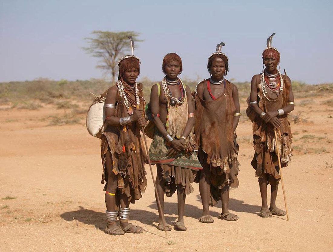 Племена африки фотографии
