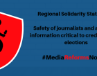 Journalists safety and access to information crucial to SADC elections