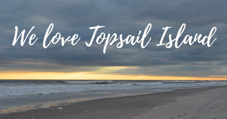 The Best of Topsail Island