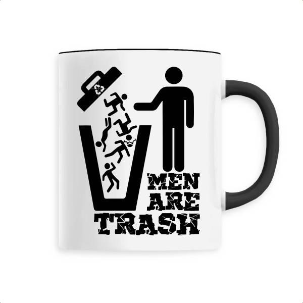 Mug - MEN ARE TRASH