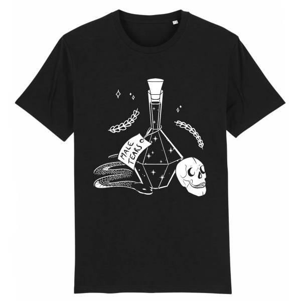 T-shirt - male tears poison