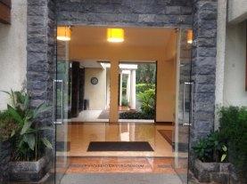 Pintu Masuk The Batu Villa's