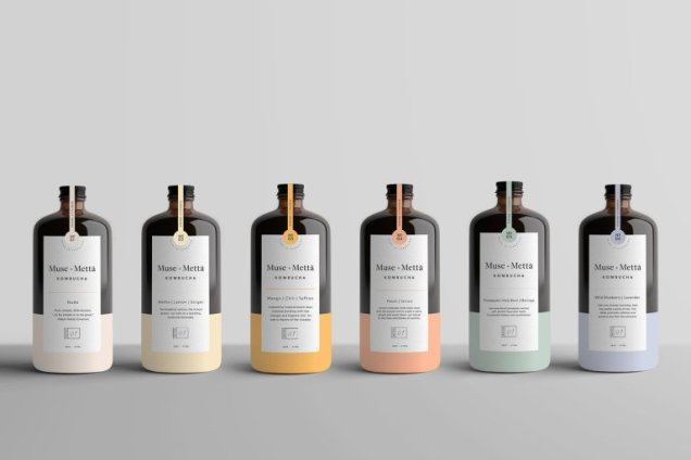 packaging de vidrio