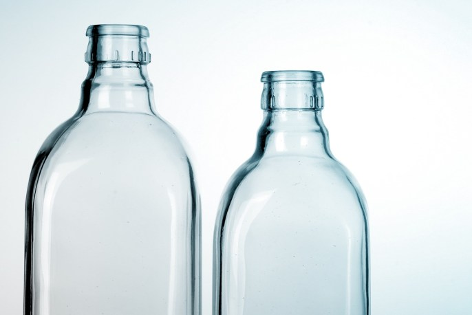 informe packaging neutro botellas