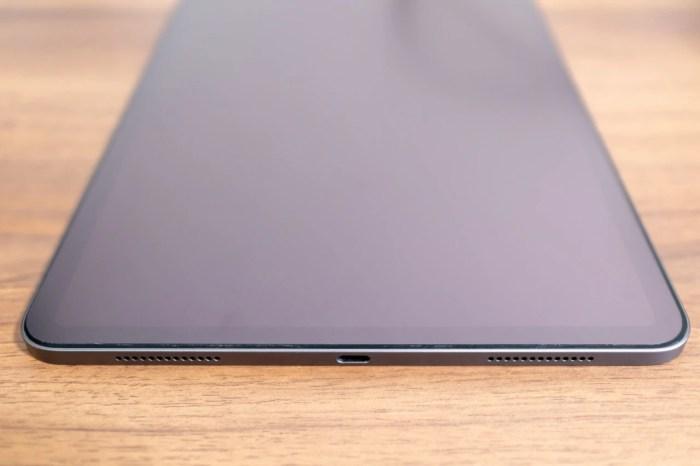 iPad ProはLightning端子からUSB-Cへ