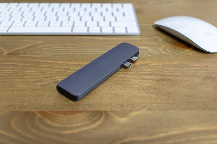 Satechi USB-C アルミニウム Proハブ