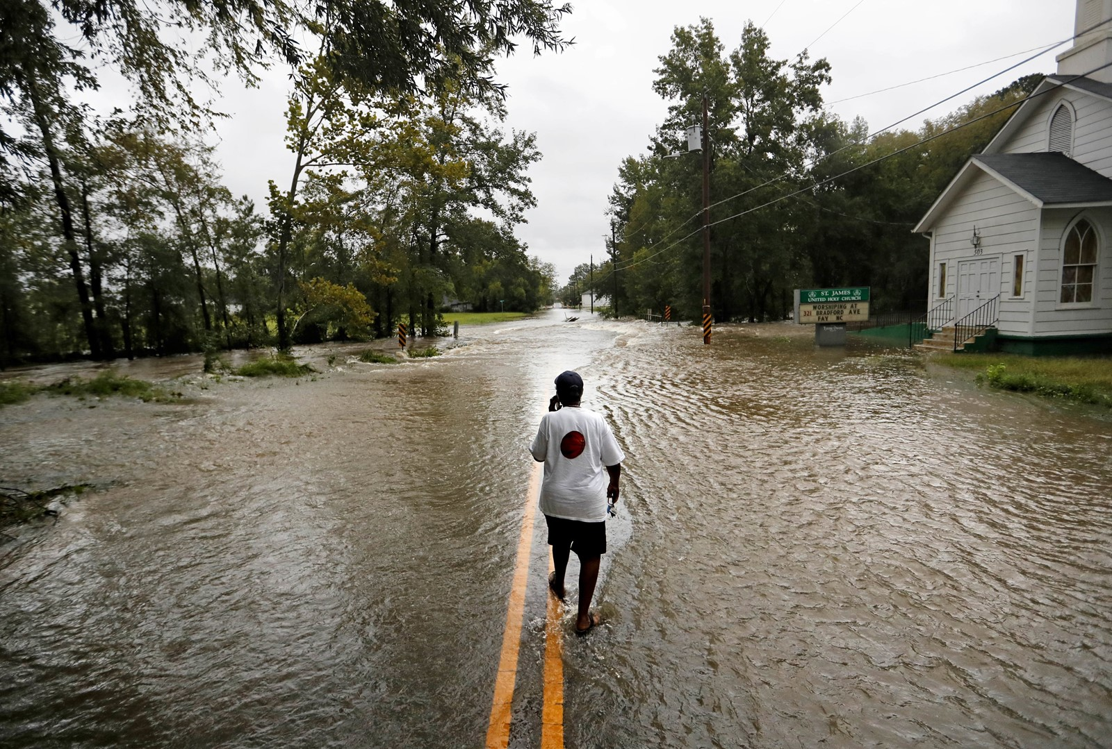 Fayetteville Nc Natural Disasters