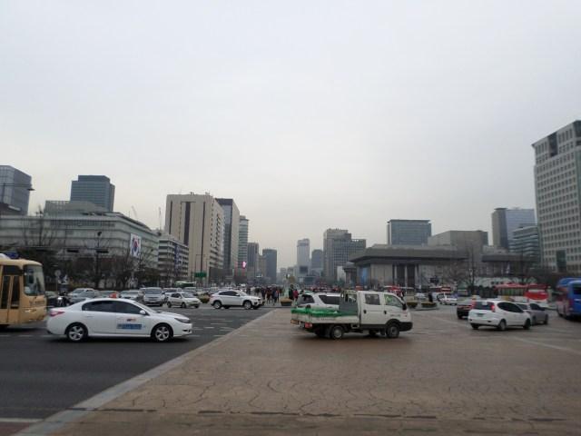 Seoul at large