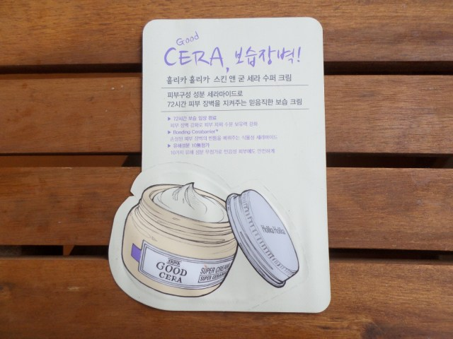 Holika Holika's Good Cera Super Cream