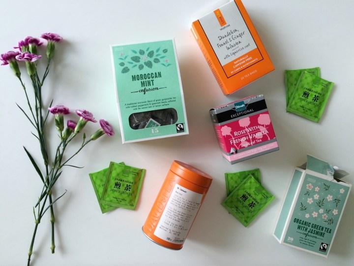 Tea & Me: A Love Story