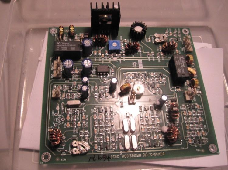 The BITX40 Board