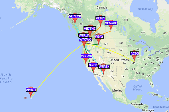 QRP Labs U3S WSPR Transmitter Build and Test - MiscDotGeek