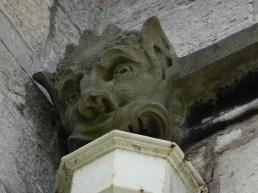 Gargoyle - North Tower, UCC Quad