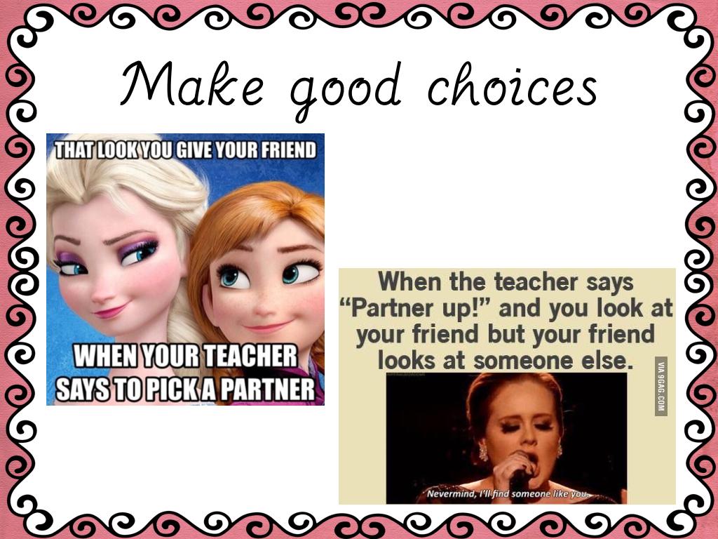 6th Grade Meme Rules