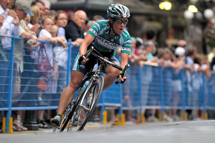 Gina Grain Gastown bike race 2008