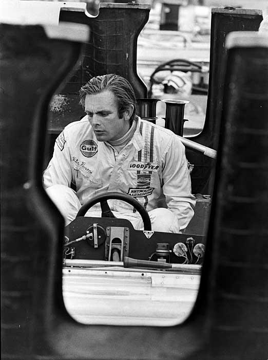 Peter Revson race car driver