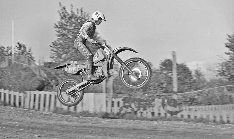 June 1984 -- Motocross at Mission Raceway