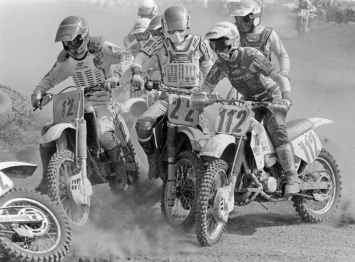 1988 -- Motocross at Mission Raceway