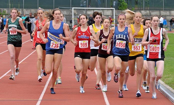 Lindsay Buttersworth 1500 meters 2009